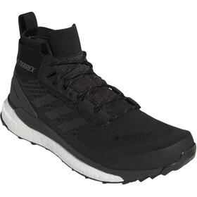 adidas TERREX Free Hiker Gore-Tex Zapatillas de senderismo Hombre, negro